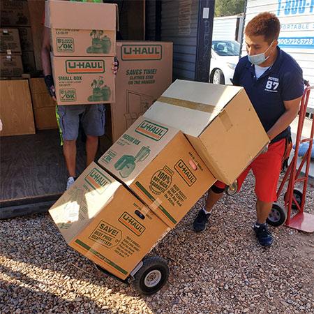 Moving labor helper in Las Vegas