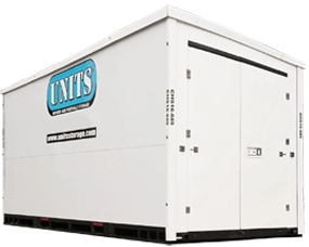 Looking for a portable storage unit? 87 Movers can arrange drop off pick up of your next portable storage pod or unit.