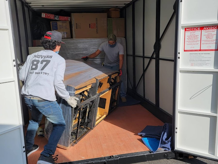 Commercial Moving Services Las Vegas